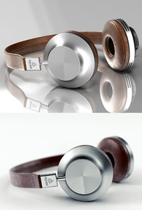 3D aedle vk-1 headphones