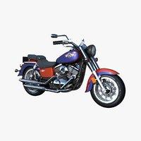3D kawasaki-vulcan-classic-1500