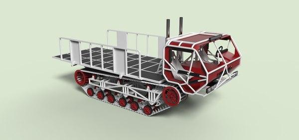 buggy track model