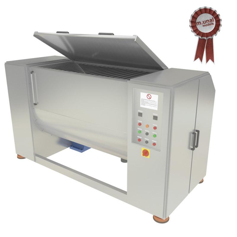 chocolate machine 3D