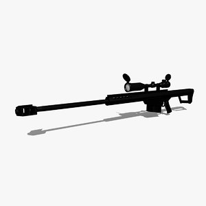 3D m82 model