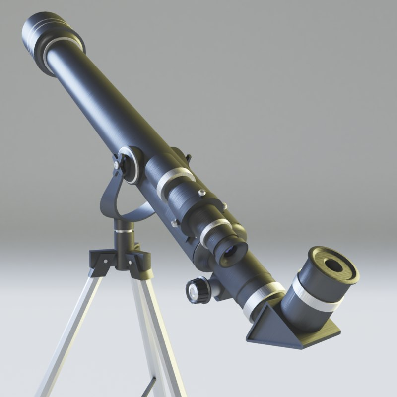 telescope stars model