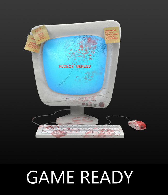 ready computer model
