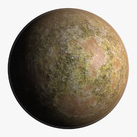 space planet 3D