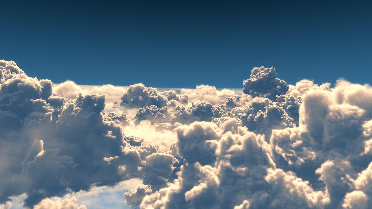 3D scene cloud