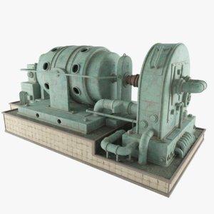 3D generator old