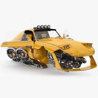 3D car future 3