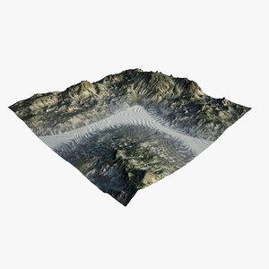terrain ready 3D
