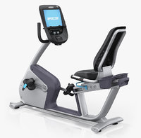 precor rbk 885 recumbent 3D model