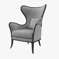 mobilidea brera wing chair model