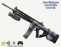 optimized atlas eliminator rifle 3D