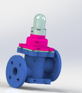 oil return valve model