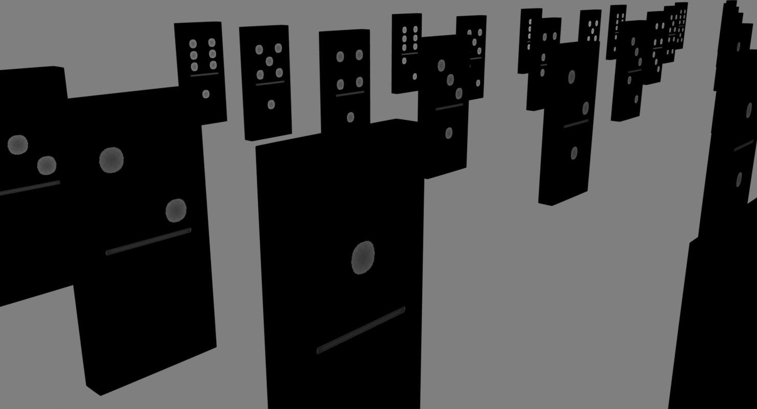 domino 3D