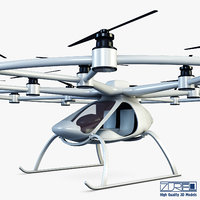 3D volocopter vc200