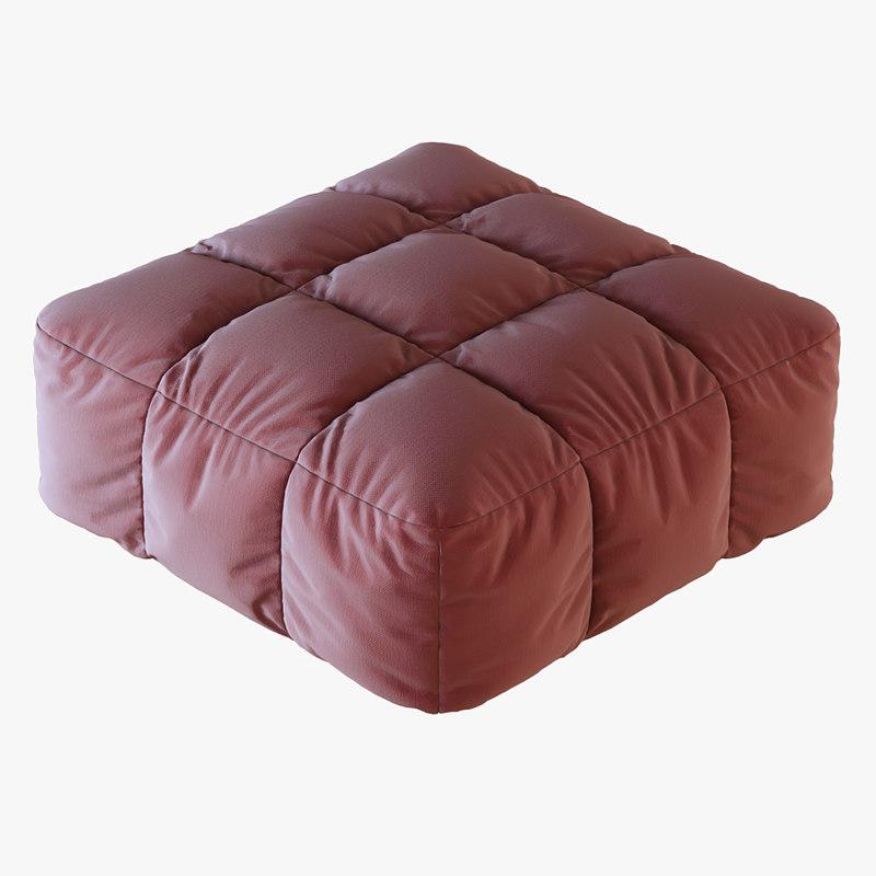 3D pouf strips arflex