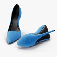 3D women s shoes