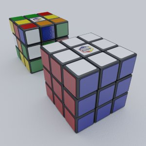 twistypuzzles rubik s model