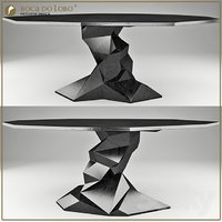 3D model bonsai table boca lobo