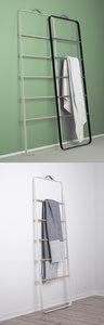 3D menu bath towel ladder model