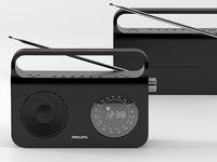 3D philips portable radio ae2800