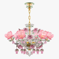 3D chandelier md 89337-6 osgona