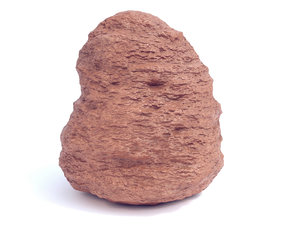 sand stone 3D