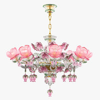 chandelier md 89337-8 osgona 3D model