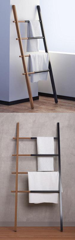 umbra hub ladder 3D model