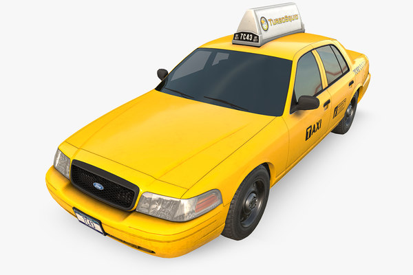 crown victoria new york 3D model