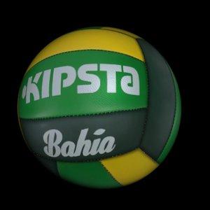 volleyball sport 3D model