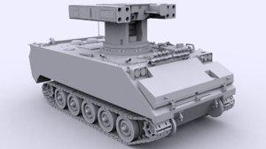 3D model m113 atilgan