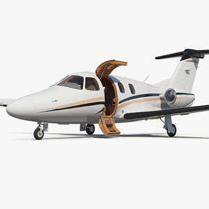 light jet eclipse 550 model