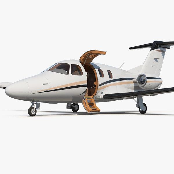 light jet eclipse 550 model