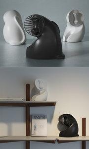 jonathan adler ceramic baboon 3D model