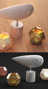 jonathan adler owl tom dixon model