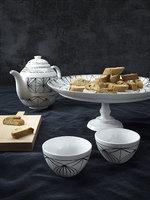 ikea ryssby tea set 3D model