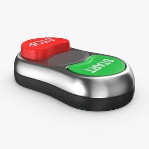 buttons-set-03---button-02 model
