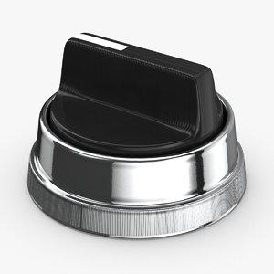 buttons-set-03---button-03 3D