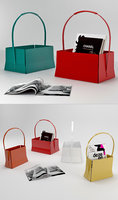 bonaldo magazine bag model