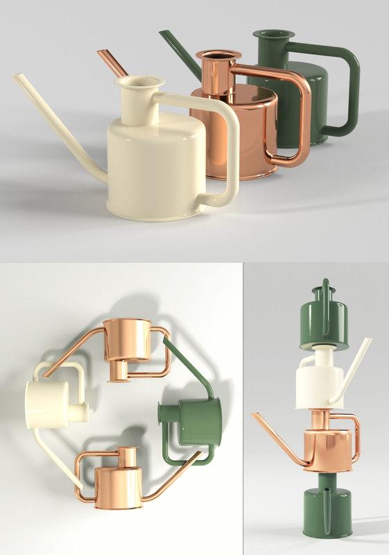 3D kontextur x3 watering