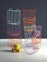 wire baskets 3D model