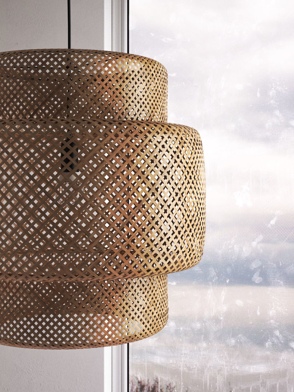 on sale 604d3 66067 IKEA Sinnerlig Pendant Lamp