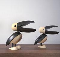 lucie kaas pelican 3D model
