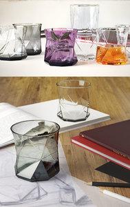 3D bormioli rocco cassiopea glassware model