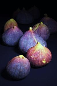 3D brown turkey figs model