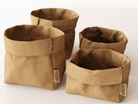 uashmama paper bags model
