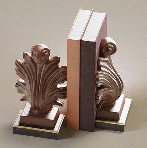 ancanthus book end 3D model