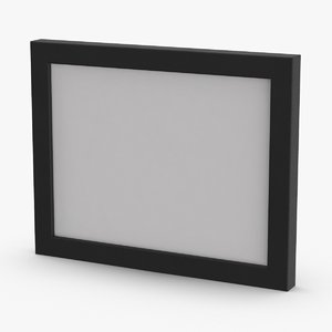 3D simple-picture-frames---frame-1 model