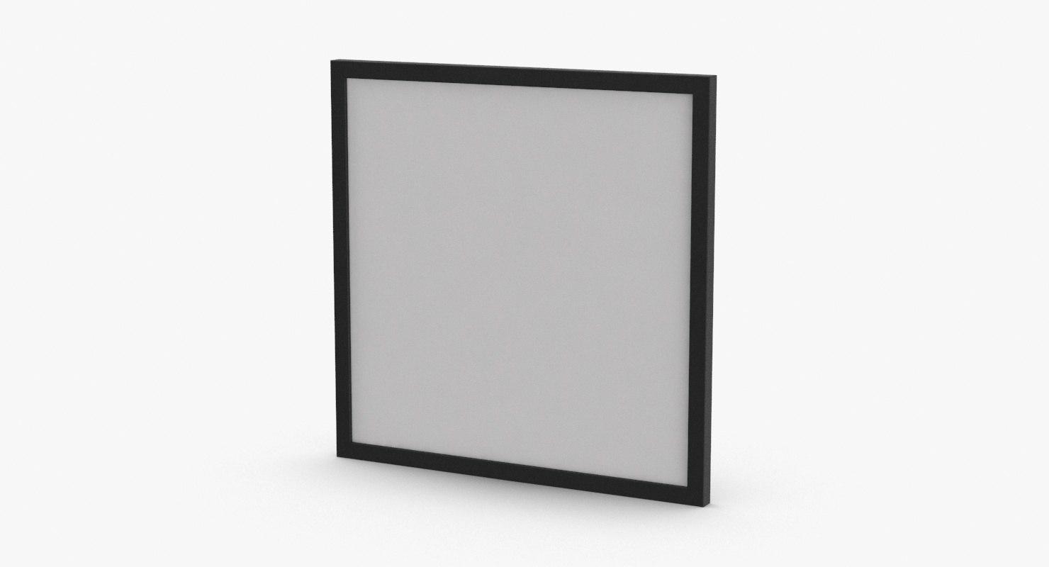 simple-picture-frames---frame-2 3D