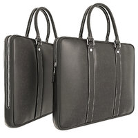 briefcase leather case 3D